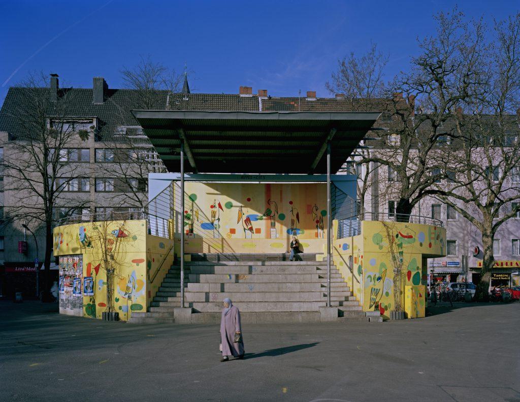 rolf jahn wandmalerei tadsch mahal köln nippes wilhelmplatz foto felix wachter 001